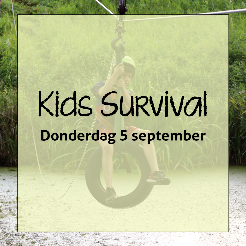 Kids survival